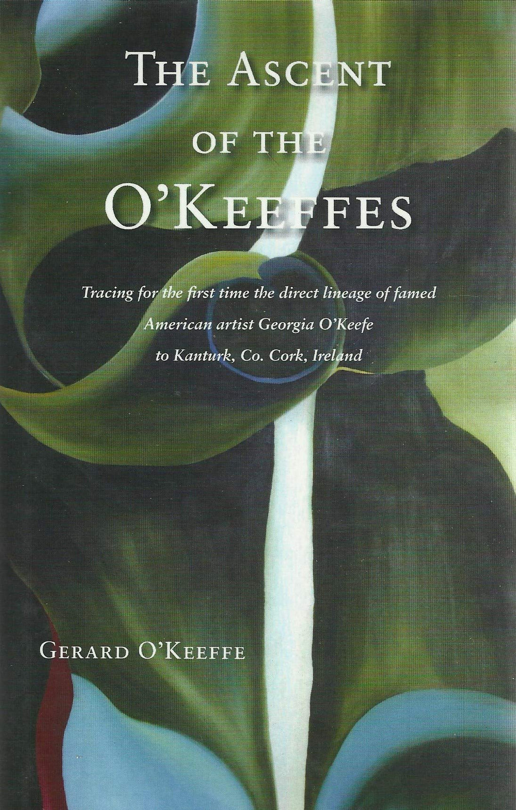 The Ascent of the O'Keeffes: Tracing for the first time the direct lineage of famed American artist Georgia O'Keefe to Kanturk, Co Cork, Ireland