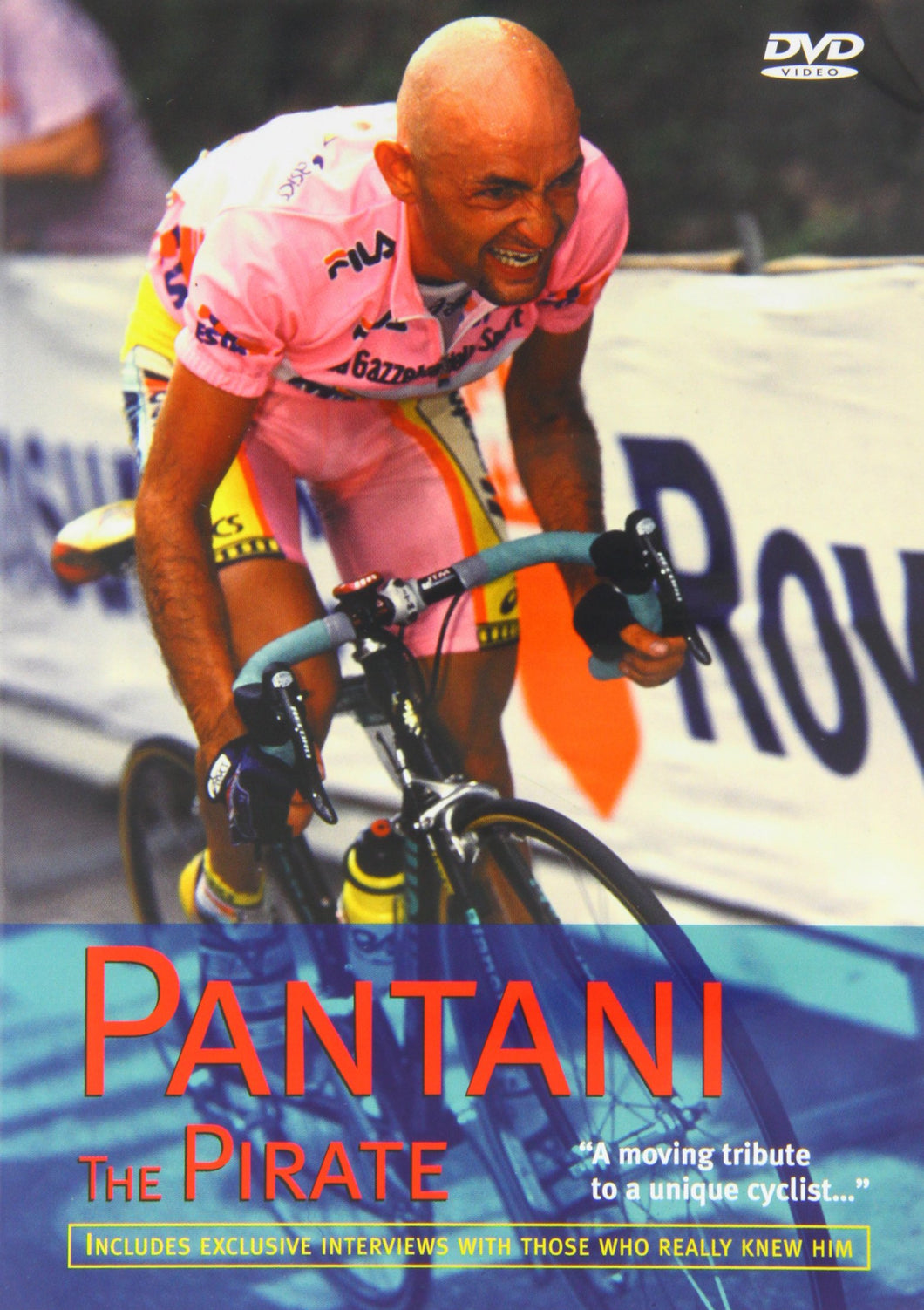 Pantani: The Pirate [DVD]