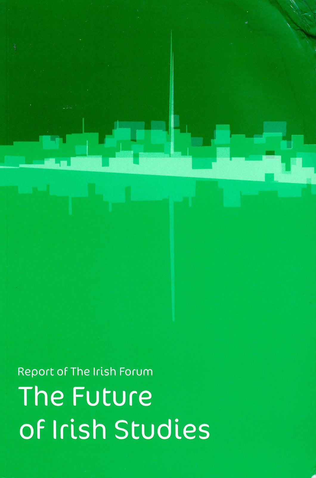 The Future of Irish Studies: Report of the Irish Forum
