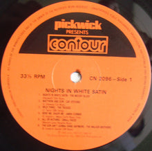 "Load image into Gallery viewer, Various Nights In White Satin 12"" LP (1989) Contour CN 2096"