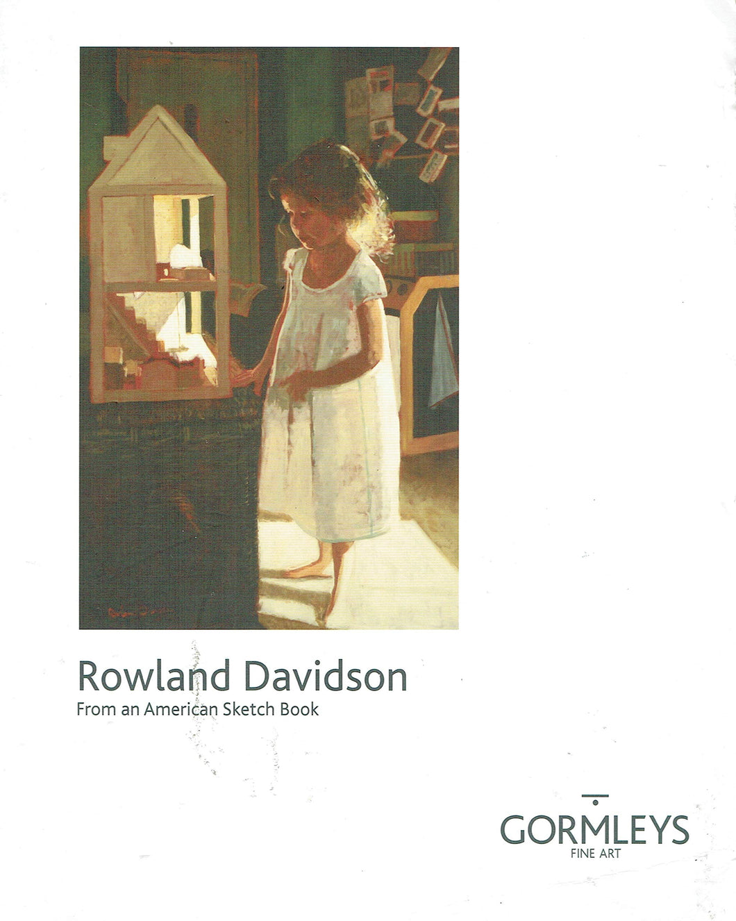 Rowland Davidson: From an American Sketch Book