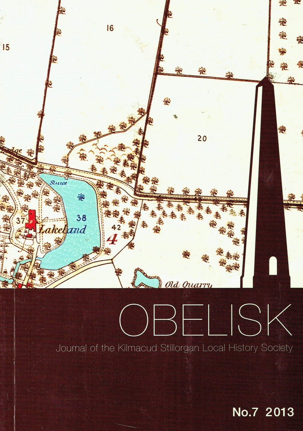 Obelisk, No. 7 - 2013: Journal of the Kilmacud Stillorgan Local History Society