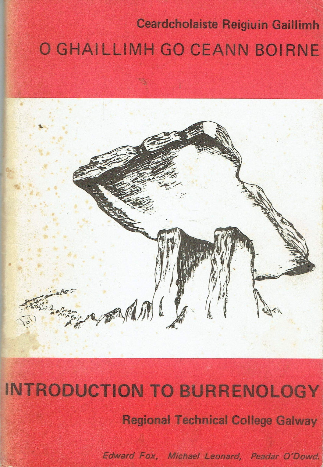 O Ghaillimh go Ceann Boirne - Introduction to Burrenology