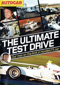 Autocar: The Ultimate Test Drive - Our Man on the Limit in Honda's F1 Car