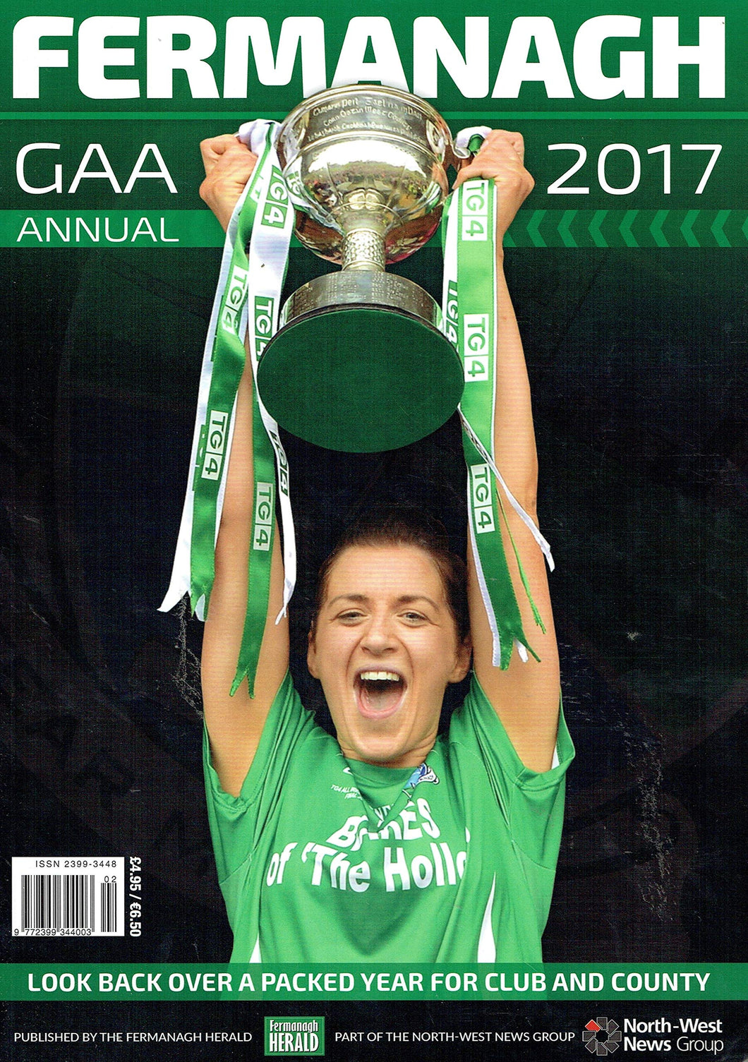 Fermanagh GAA Annual 2017: Look Back Over a Packed Year for Club and Country