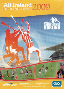 All Ireland Hurling Final 2009: Kilkenny v Tipperary