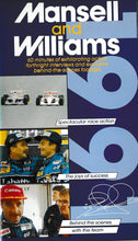 Load image into Gallery viewer, Mansell & Williams 1991 [VHS]
