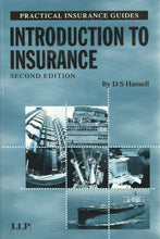 Load image into Gallery viewer, Introduction to Insurance (Practical Insurance Guides)