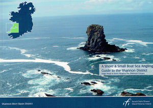 A Shore and Small Boat Sea Angling Guide to the Shannon District - Hags Head to Kerry Head and the Shannon Estuary