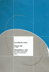 SoundWorks Series: Strawberry Jam and other easy pieces for violin and piano, 1998