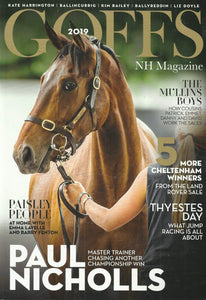 Goffs National Hunt Magazine 2019 - (Goffs NH Magazine)