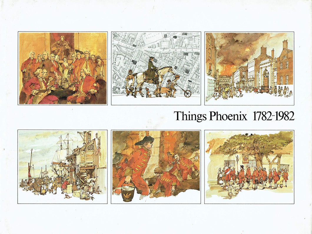 Things Phoenix: Phoenix Assurance Bicentenary 1782 - 1982
