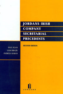 Jordan's Irish Company Secretarial Precedents