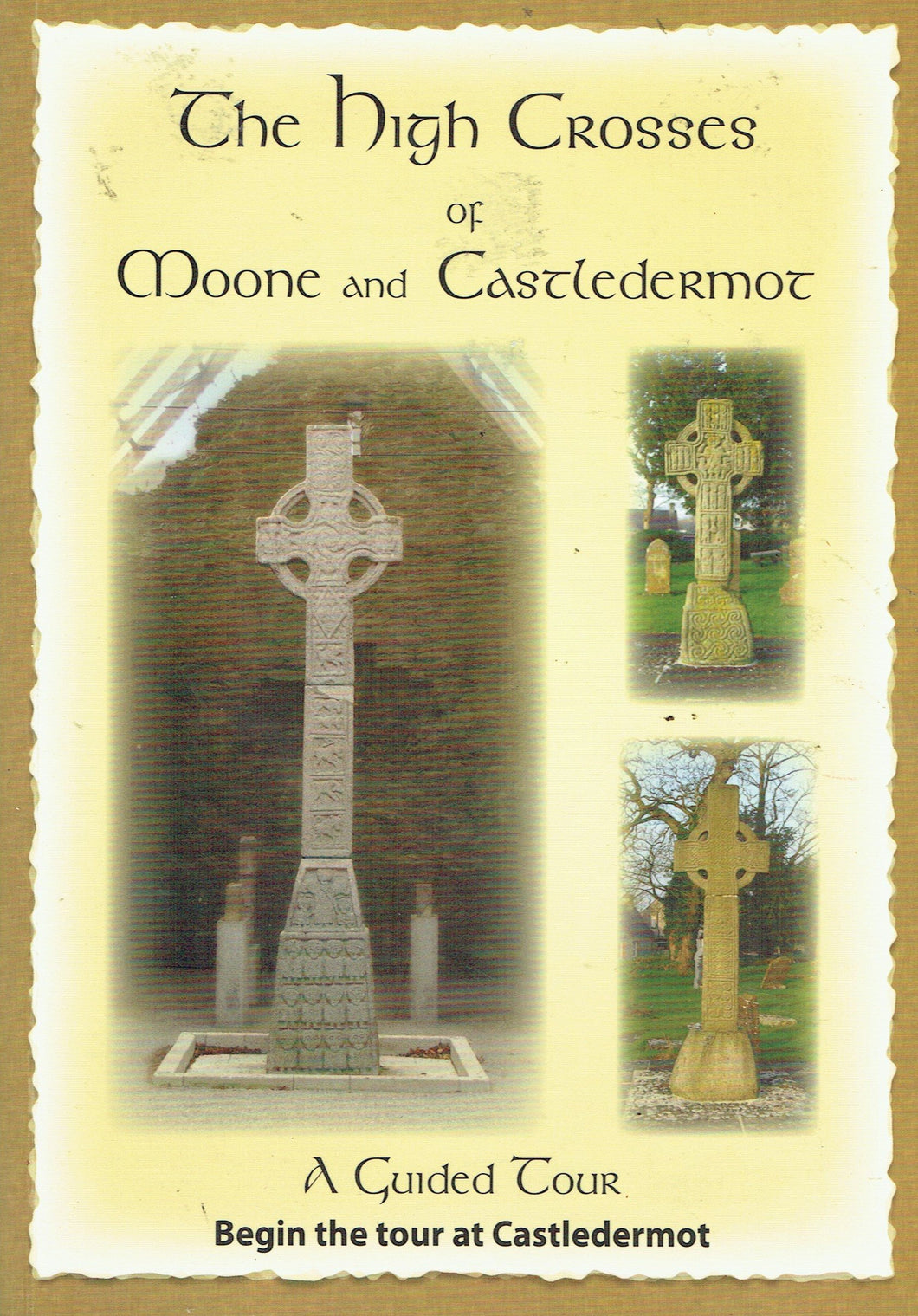 The High Crosses Of Moone And Castledermot : A Journey Back To The Early Church