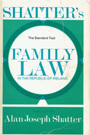 Shatter's Family Law In the Republic of Ireland