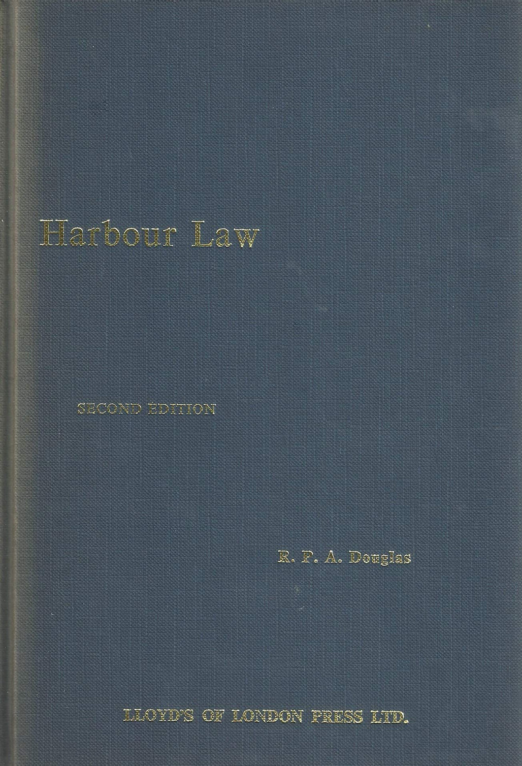 Harbour Law