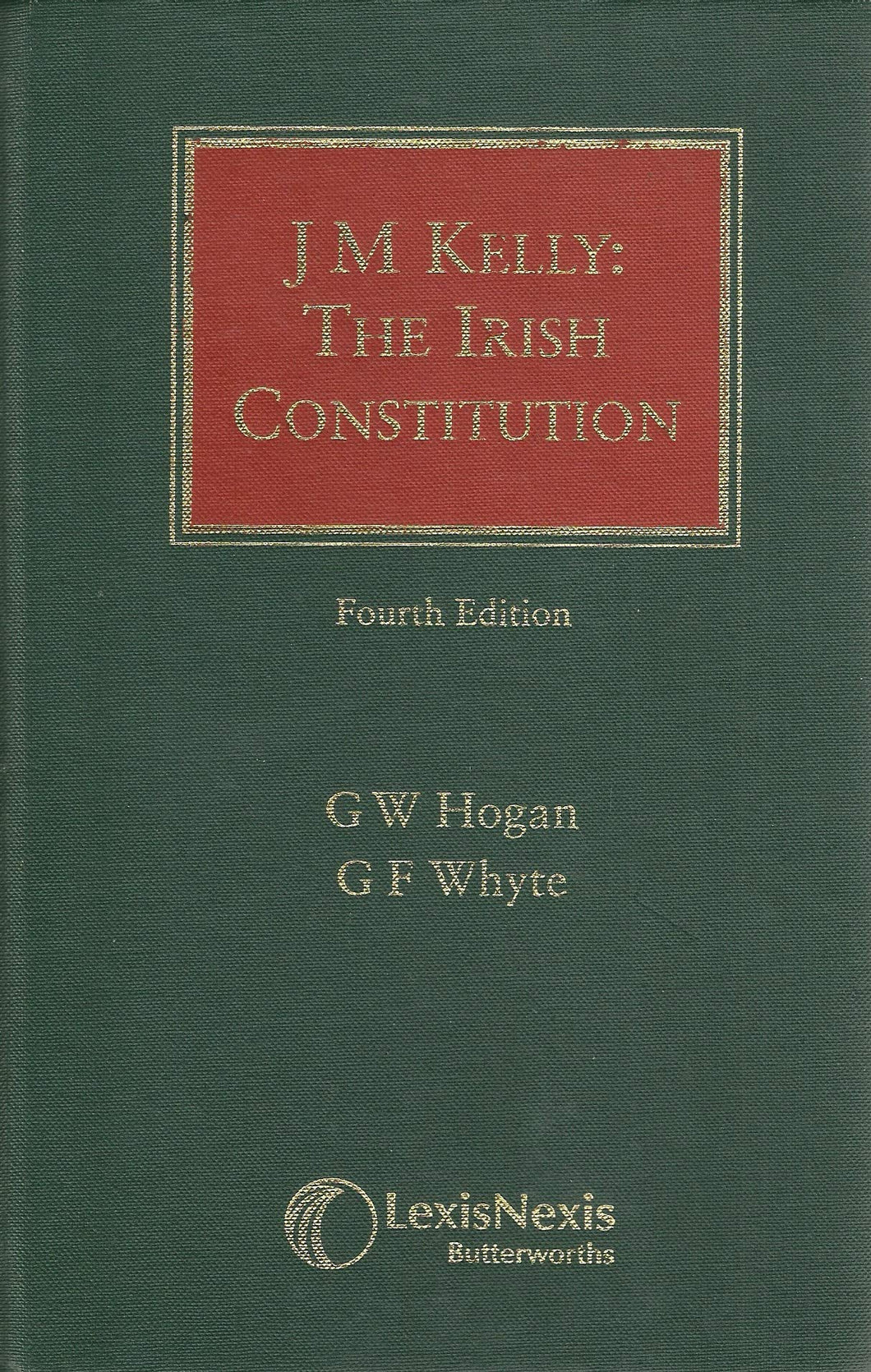 The Irish Constitution