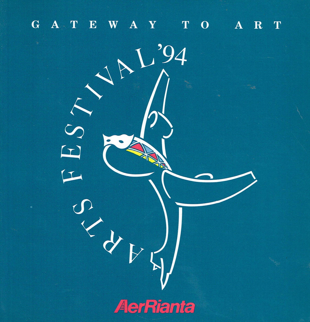 Aer Rianta Gateway to Art 1994 - Arts Festival '94