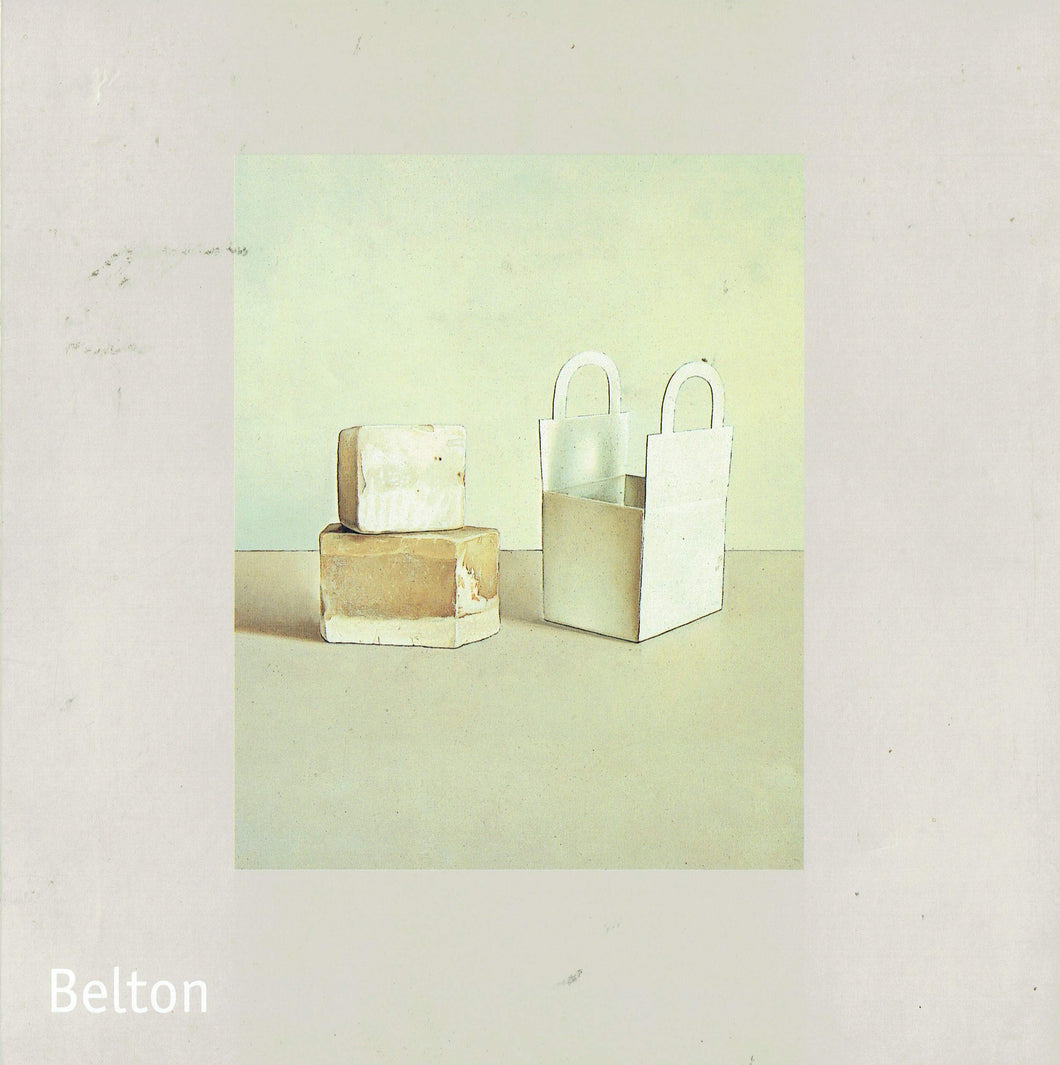 Liam Belton: Recent Paintings, 1 - Peppercanister Gallery, 1st February-23rd February 2001