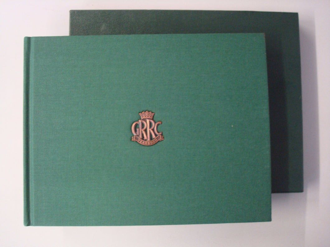 The Goodwood Road Racing Club - 2011 Yearbook