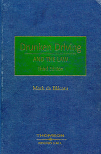 Drunken Driving and the Law