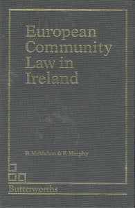 European Community Law in Ireland