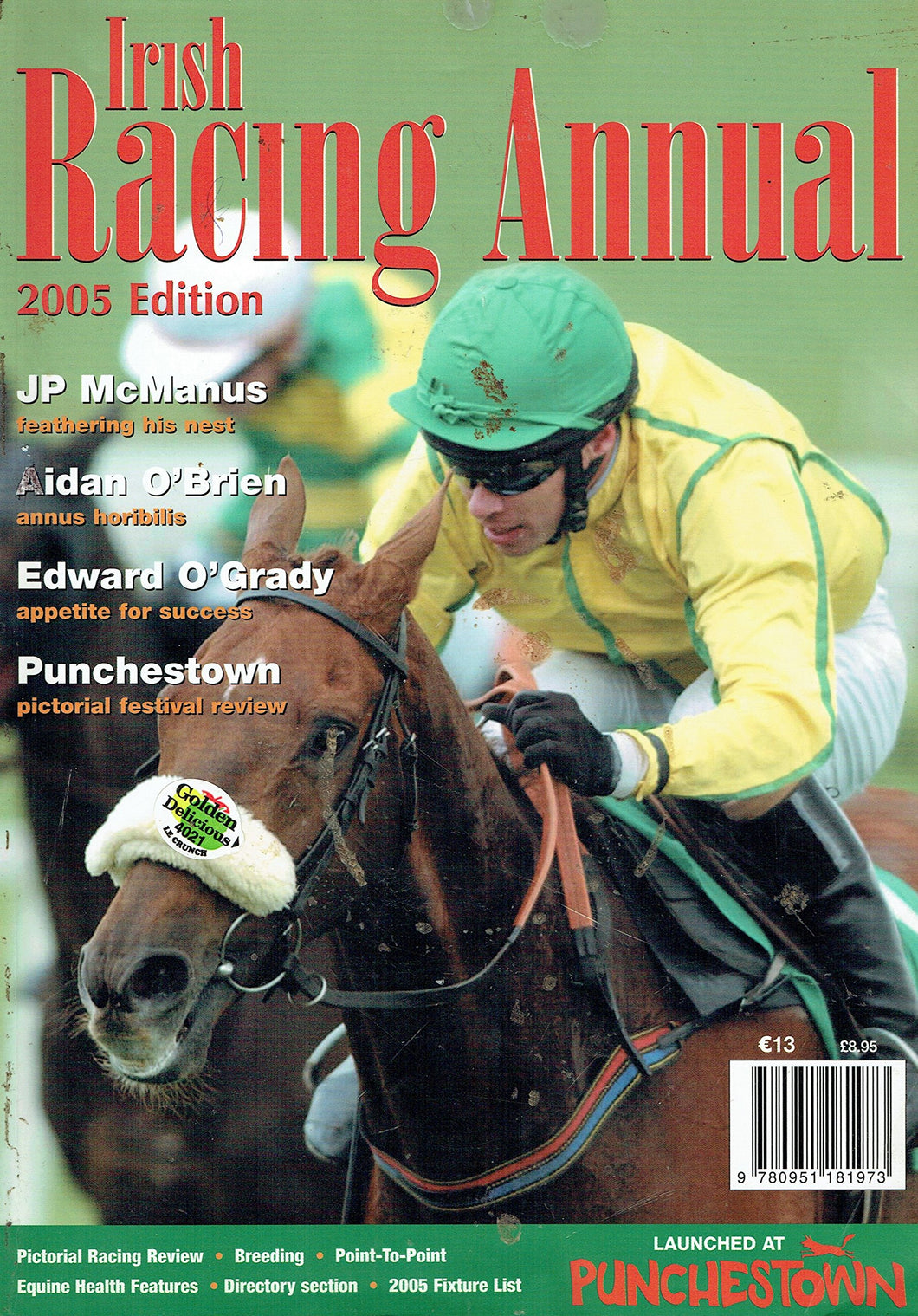 Irish Racing Annual - 2005 Edition
