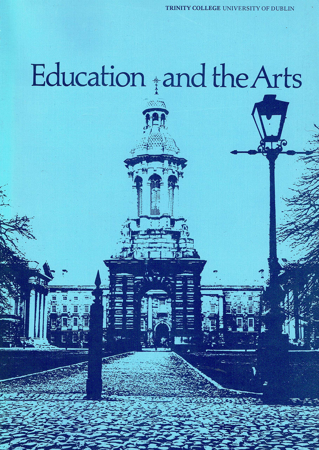 Education and the Arts: the Educational Autobiographies of Contemporary Irish Poets, Novelists, Dramatists, Musicians, Painters and Sculptors : a Research Report