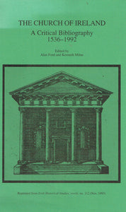 The Church of Ireland: A Critical Bibliography 1536-1992