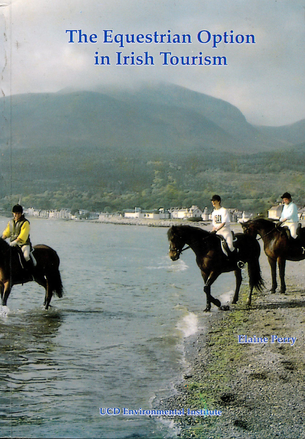 The equestrian option in Irish tourism