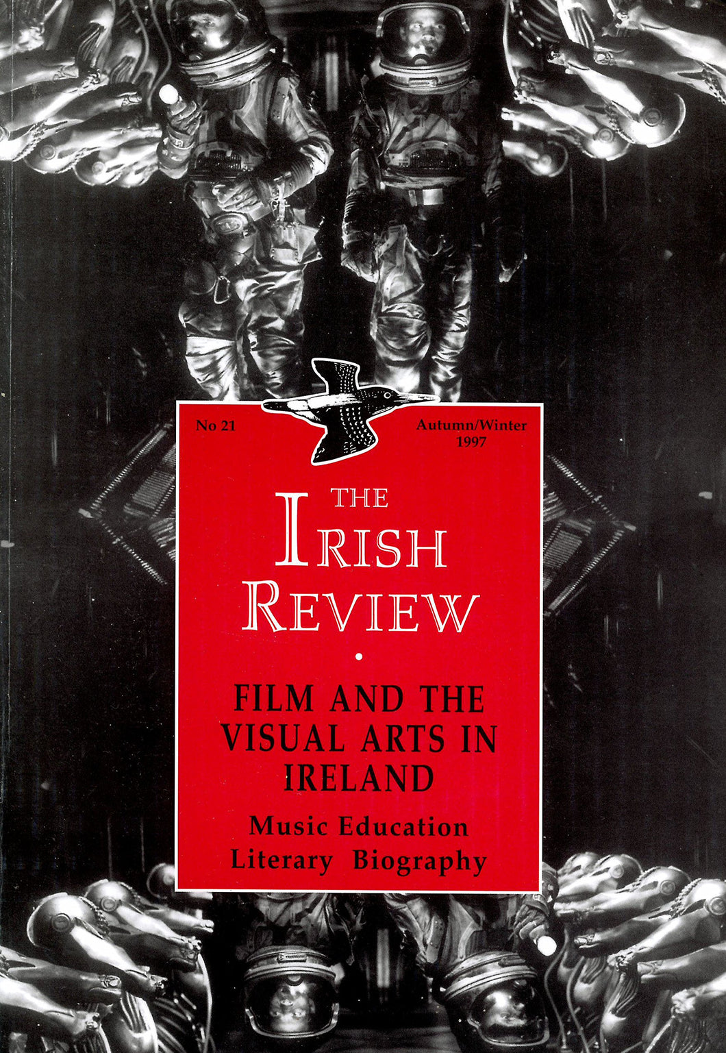 The Irish Review No 21 - Autumn/Winter 1997: Film and the Visual Arts in Ireland: Music, Education, Literary Biography