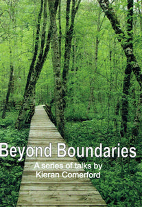 Beyond Boundaries: A Series of Talks by Kieran Comerford