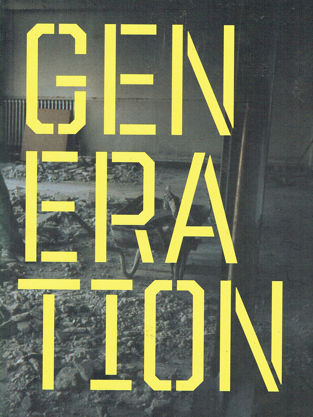 Generation: 30 Years of Creativity at Temple Bar Gallery and Studios, 1983-2013