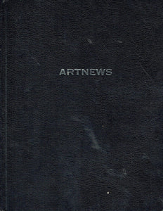 ARTnews Bound Edition: Six Issues, January 2001-June 2001