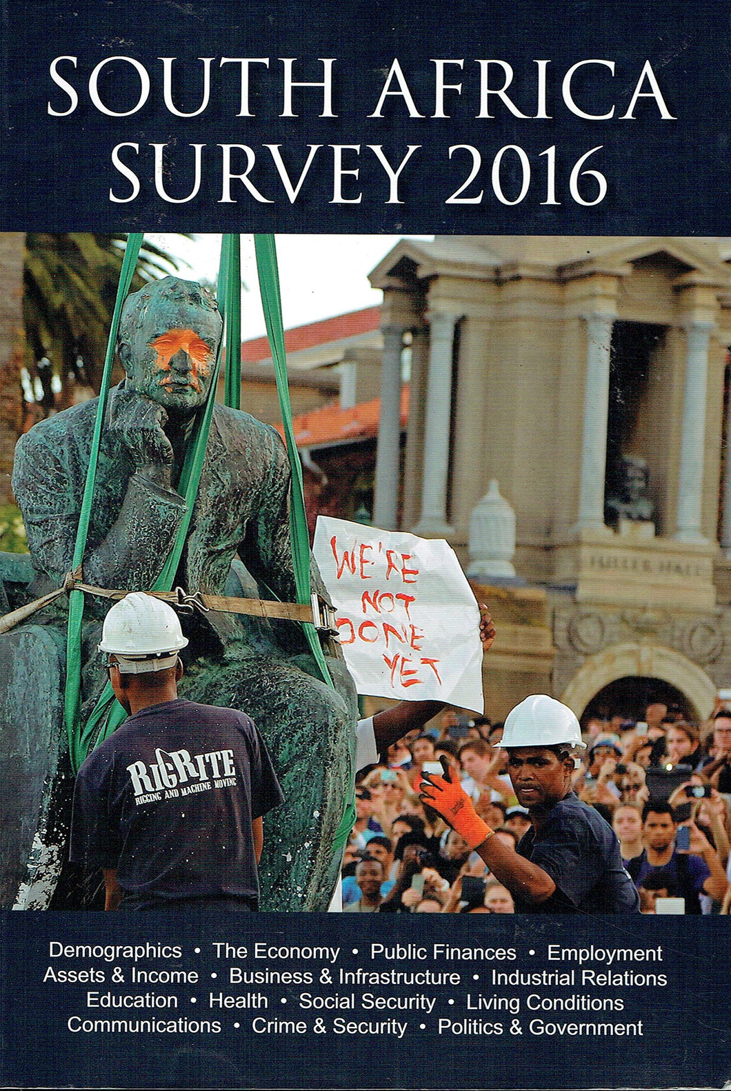 South Africa Survey 2016