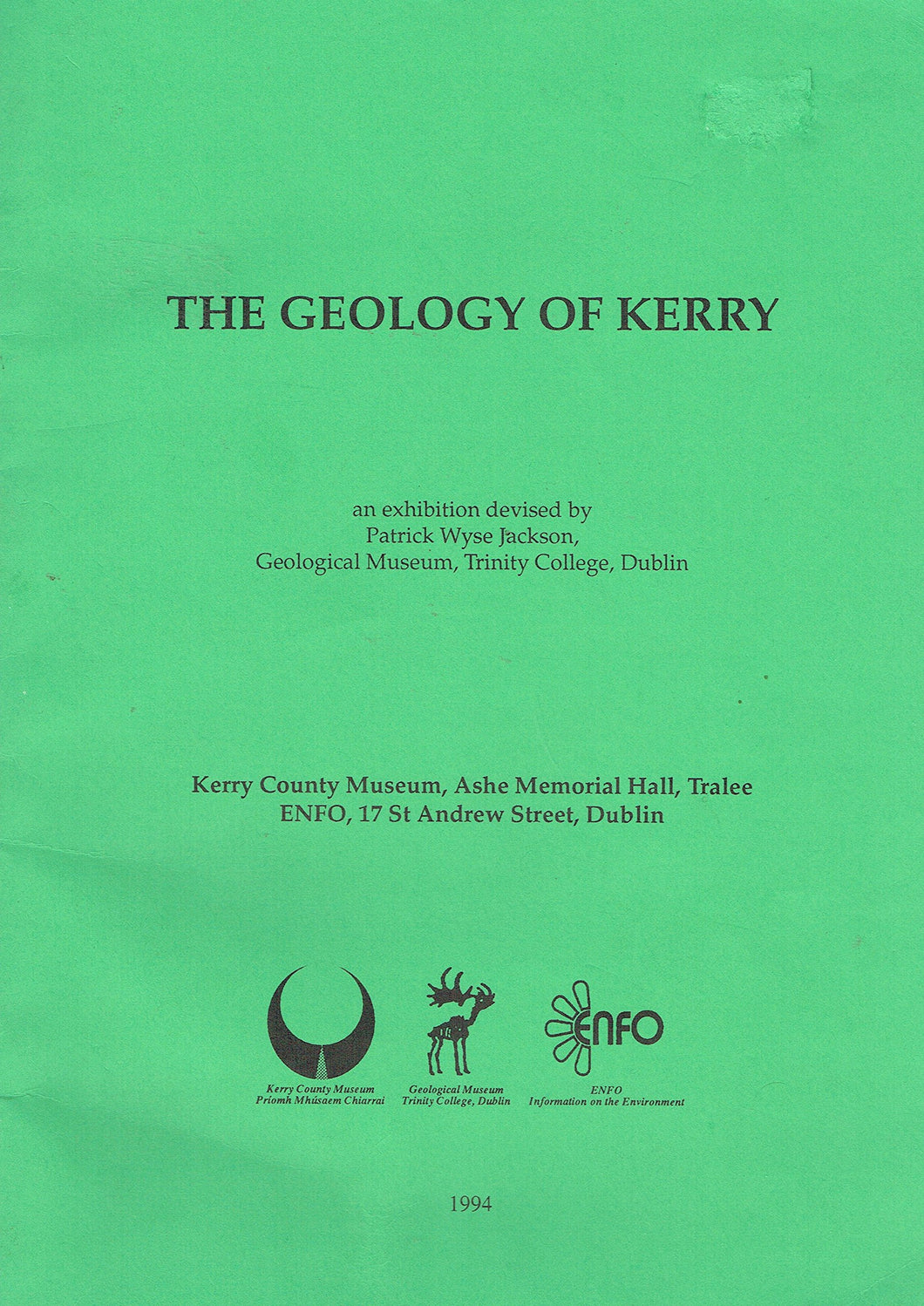 The geology of Kerry
