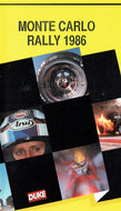 Monte Carlo Rally 1986 [VHS]