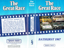 Load image into Gallery viewer, The Great Race: Bathrust 1987 - James Hardie 1000 [VHS]