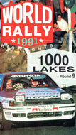 World Rally 1991 Highlights: 1000 Lakes, Round 9 - World Rally Championship (WRC). Duke Videos [VHS]