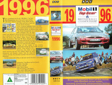 Load image into Gallery viewer, RAC British Rally Championship 1996 - Mobil 1/Top Gear [VHS]