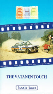 The Vatanen Touch [VHS]