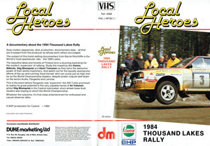 Local Heroes: 1984 Thousand Lakes Rally (1000 Lakes) [VHS]