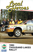 Load image into Gallery viewer, Local Heroes: 1984 Thousand Lakes Rally (1000 Lakes) [VHS]