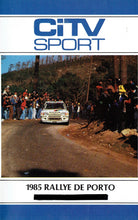 Load image into Gallery viewer, 1985 Rallye de Porto - Rally Portugal: CiTV Sport 6 - World Rally Championship [VHS]
