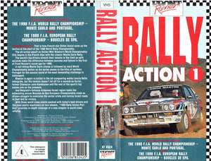 Rally Action 1 [VHS]