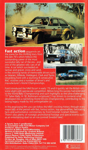 The Story Of The Mk II Escort [VHS]