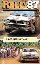 Load image into Gallery viewer, Rally 87: Manx International Rally 1987 [VHS]