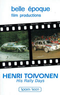 Henri Toivonen: His Rally Days - Bell Époque Film Productions/Sports Seen [VHS]