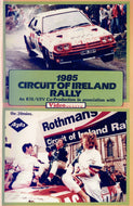 1985 Circuit of Ireland Rally - Circuit Report '85/Opel By Order [VHS