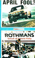 April Fool? The Circuit of Ireland Rally 1983 [VHS]